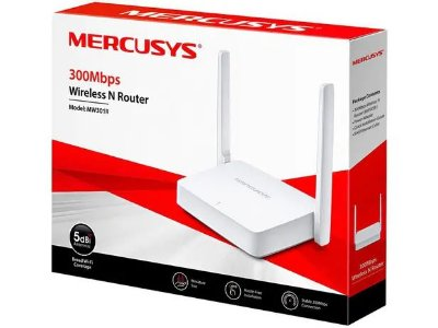 Roteador Mercusys MW301R