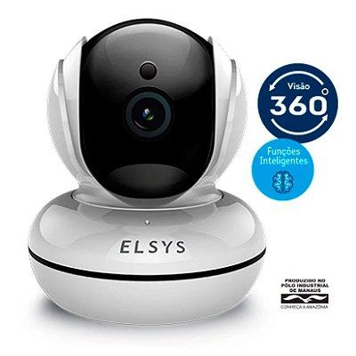 Câmera Elsys IP ESC-WR2