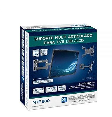 Suporte MTF800 32'' a 55'' TV LED e 32'' a 46'' TV LCD