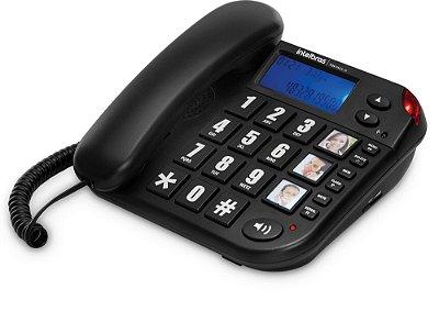 Telefone com fio Tok Fácil ID