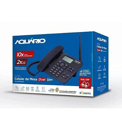 Telefone de mesa Dual Sim C42S