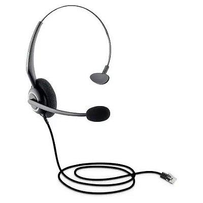Headset RJ9 Intelbras CHS40