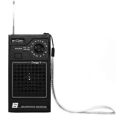 Rádio Motobras 2 Faixas, RPMF25
