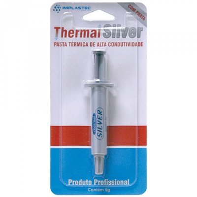 Pasta térmica Thermal Silver 5g