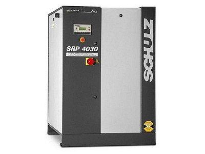 COMPRESSOR DE PARAFUSO SCHULZ SRP 4030E LEAN 30HP - 7.5 BAR