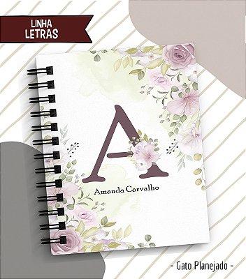 Planner Letras - Compacto