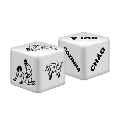 Dado Erótico Hot Diversão ao Cubo