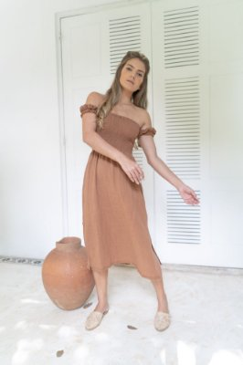 Vestido cigana VENTO