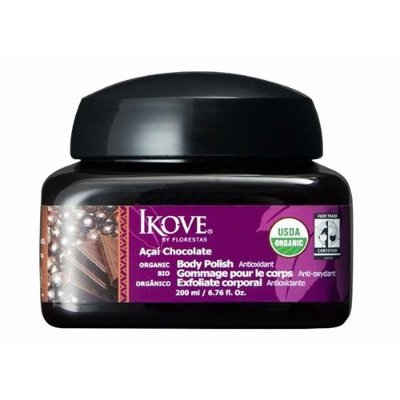Esfoliante Corporal - Orgânico e Certificado -  Açaí Chocolate 200 ml