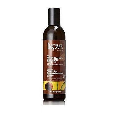 Shampoo - Orgânico e Certificado -  Abacate e Acerola 250 ml