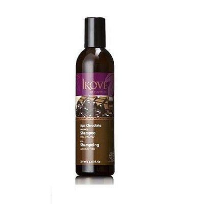 Shampoo - Orgânico e Certificado -  Açaí e Chocolate 250 ml