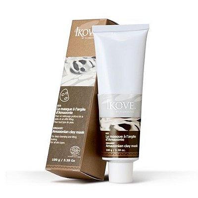 Máscara de Argila Branca da Amazônia - Orgânico e Certificado 100 gr