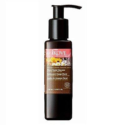 Limpeza Facial Floral - Orgânico e Certificado 120 ml