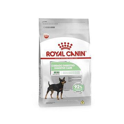 Ração Royal Canin Cães Mini Digestive Care 2,5KG