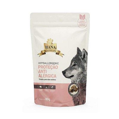 Snack Hana Nuggets Hipoalergênico para Cães 80g
