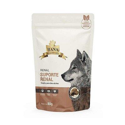 Snack Hana Nuggets Renal para Cães 80g