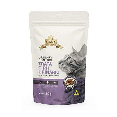 Snack Hana Nuggets Urinary Control para Gatos 60g