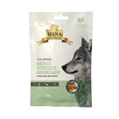 Snack Hana Stick Calming para Cães 100g