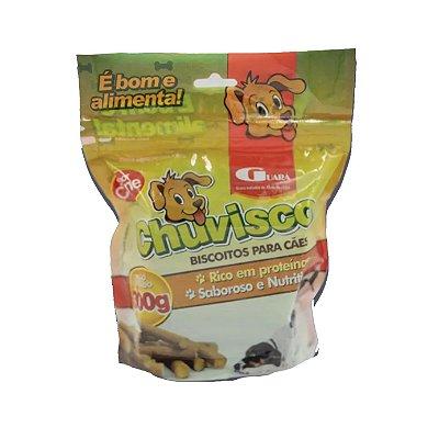 Biscoito Chuvisco Palito de Carne Pct 300g