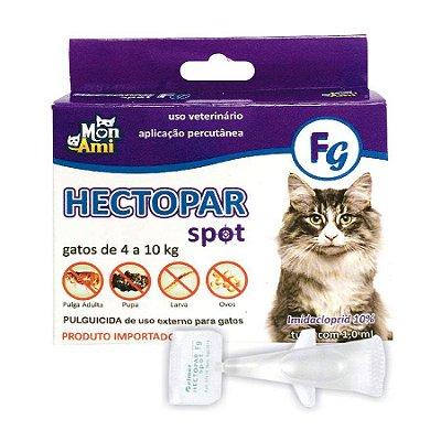 Hectopar Spot Fg para Gatos Acima de 4kg