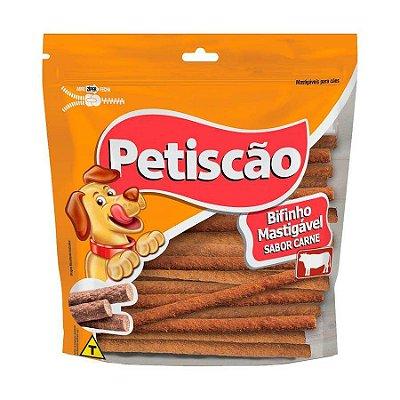 Snack Petisquinho Para Cães Palito Fino Sabor Carne 500g