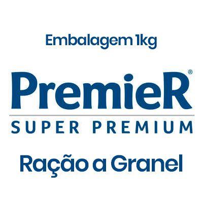 Ração Premier Fórmula Cães Filhotes Raças Pequenas Frango Granel 1kg