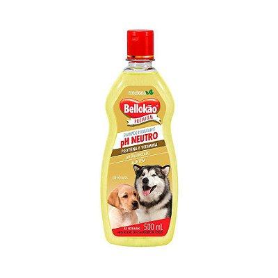 Shampoo Bellokão Neutro para Cães e Gatos - 500ml