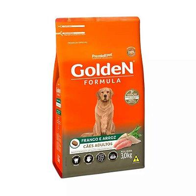 Ração Golden Fórmula Para Cães Adultos Sabor Frango E Arroz 3kg