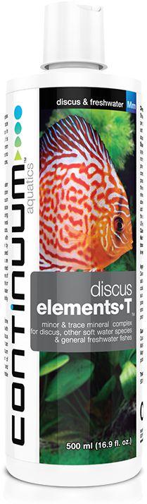 Continuum Discus Elements T 250 Ml