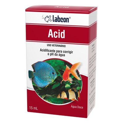 Acidificante Alcon Labcon Acid 15ml