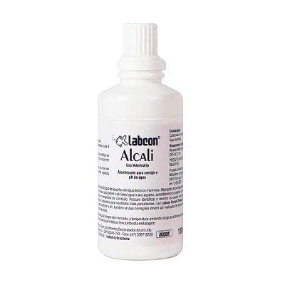 Alcalinizante Alcon Labcon Alcali 100ml