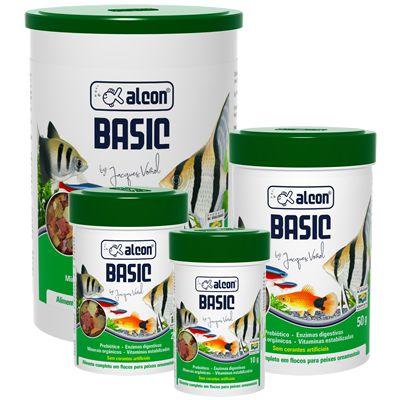 Alimento Alcon Basic Flocos 20g