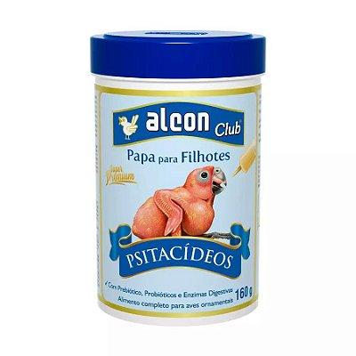 Alimento Alcon Club Papa Para Filhotes Psitacídeos 160gr