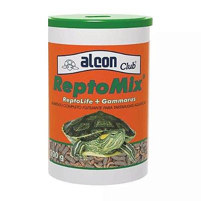 Alimento Alcon Club Reptomix Para Répteis 200g
