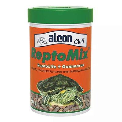 Alimento Alcon Club Reptomix Para Répteis 60g