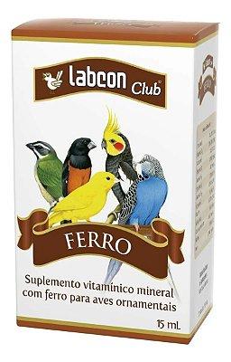 Suplemento Alcon Labcon Club Ferro 15ml