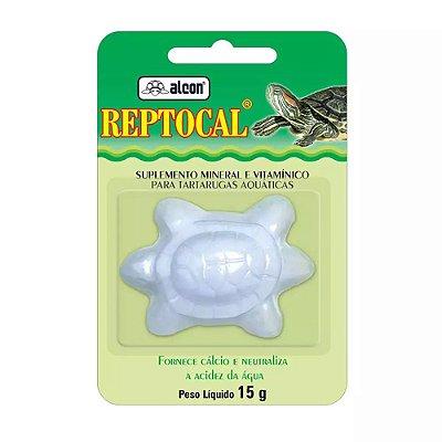 Suplemento Alcon Tartaruga Reptocal