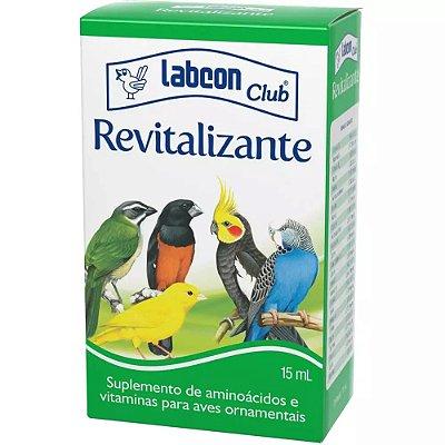 Suplemento Labcon Alcon Club Aves Revitalizante 15ml