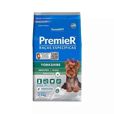 Ração Premier Raças Específicas Yorkshire para Cães Adultos 2,5kg