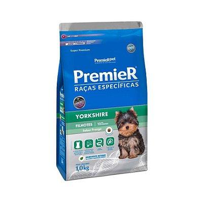 Ração Premier Raças Específicas Yorkshire para Cães Filhotes 2,5kg