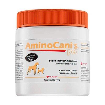 Amino Canis Pet Avert 100g