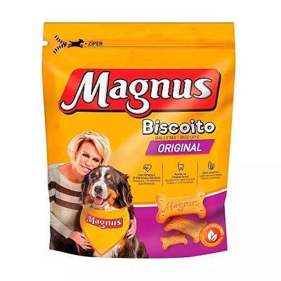 Biscoito Magnus Original Para Cães 1 Kg