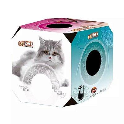 Brinquedo Furacão Pet Cat Box Adulto Para Gatos