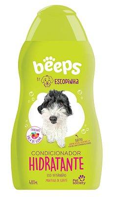 Condicionador Hidratante Estopinha Beeps Pet Society 500ml