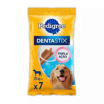 Petisco Pedigree Dentastix Cuidado Oral Para Cães Adultos Raças Grandes 7 Un