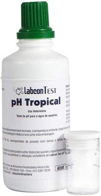 Teste De Ph Labcon Peixes Tropicais 100 Ml