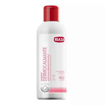 Shampoo Dermocalmante para Cães e Gatos Ibasa 200ml