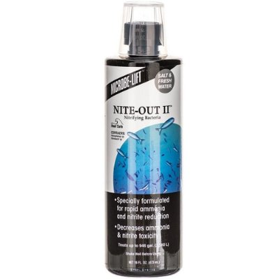 Acelerador Biológico Nite-out 2 Microbe-lift 473ml