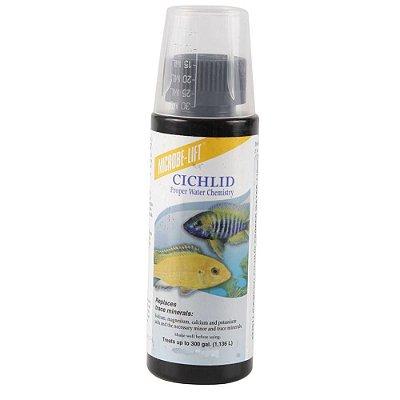 Mineirais Microbe-Lift Cichlid Proper Water para Áquarios 236ml
