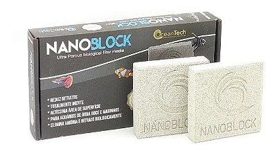 Mídia Biológica Nano Block Ocean Tech 2 Un